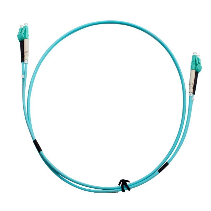 Miss Fibre DLCLC1M-MM3 LC-LC Duplex OM3 Patchlead, 1 Metre