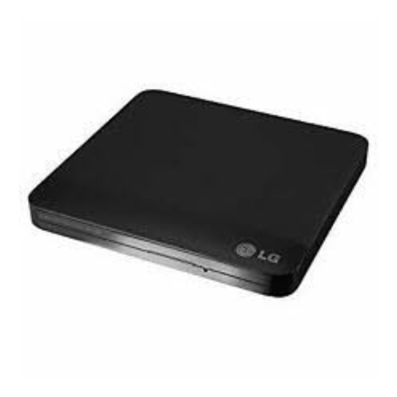 LG OEM Slim External DVD Writer - OEM Packaging