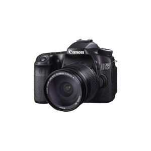 Canon EOS 70D Premium Kit