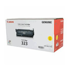Canon CART323Y Yellow Cartridge to suit LBP7750CDN