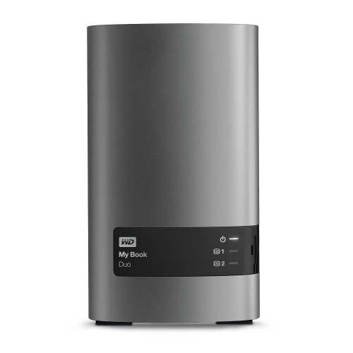 Western Digital My Book Duo 6TB (2 x 3TB) External HDD