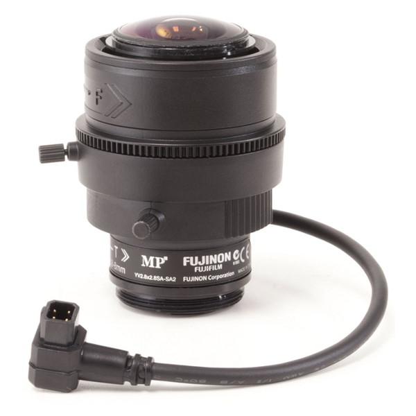 EverFocus 24020 Fujinon 3MP 2.8-8m Auto IRIS Megapixel Lens to suit EAN3220 / EAV3300