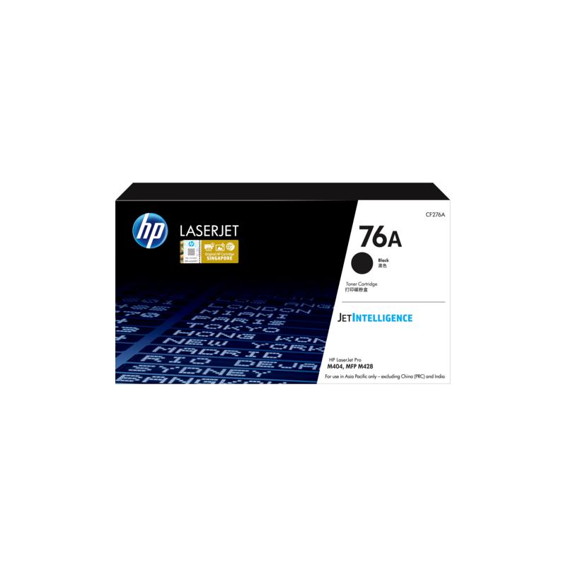 HP CF276A #76A Black Toner Cartridge (3 000 Yield)