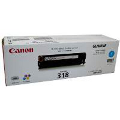 Canon CART318C Cyan toner for LBP7200CDN (2,400 pages)