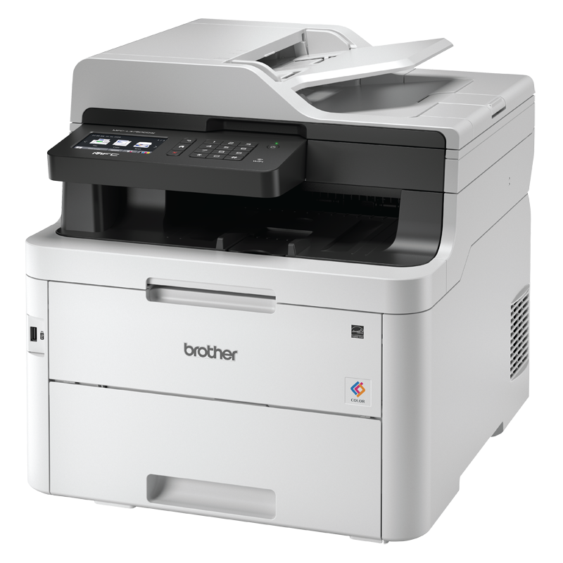 Brother MFC-L3745CDW Colour Laser Multifunction - Print, Copy Scan and Fax
