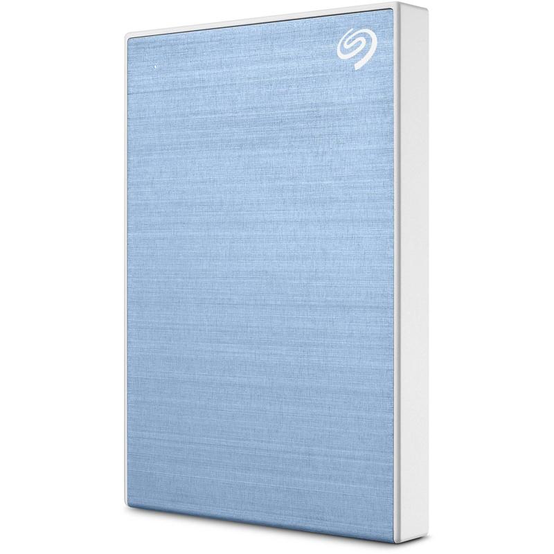 Seagate STHN1000402 1TB Slim Portable 2.5 Inch USB External Hard Drive, Blue