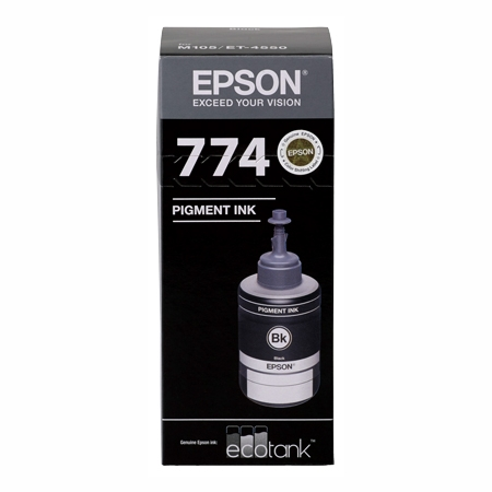 Epson C13T774192 Black EcoTank Ink Bottle