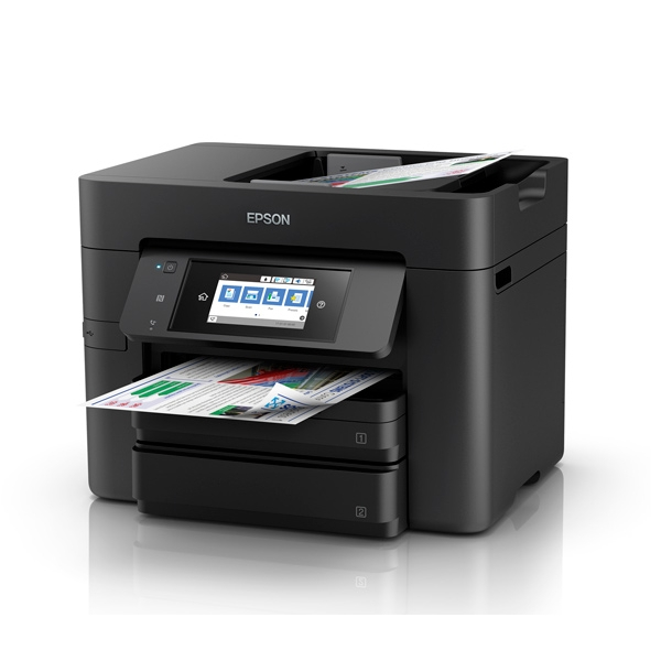 Epson WorkForce Pro 4745 Inkjet Multifunction with PrecisionCore - Print, Copy, Scan and Fax
