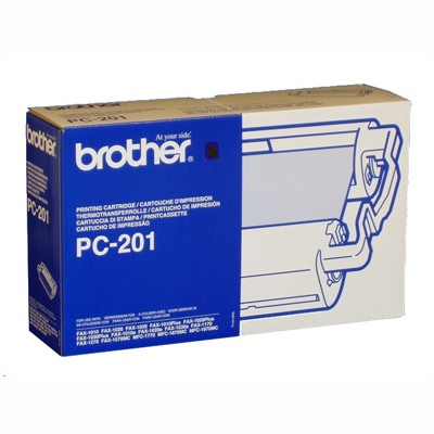 Brother Carbon Print Cartridge (1 Cartridge and 1 Roll per Carton)