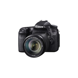 Canon EOS 70D Super Kit