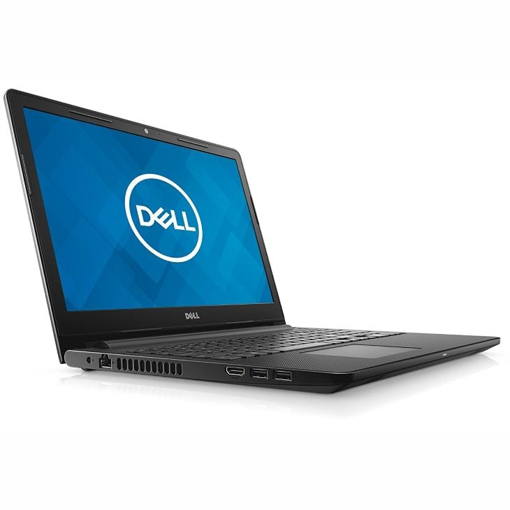 Dell Inspirion 3567, Core i5-7200U 2.5/3.1Ghz, 8GB, 2TB, 15.6 Inch Touchscreen, DVDRW, Win 10 Home 64