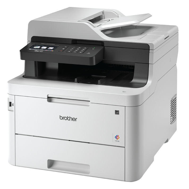 Brother MFC-3770CDW Colour Laser Multifunction - Print, Copy, Scan and Fax