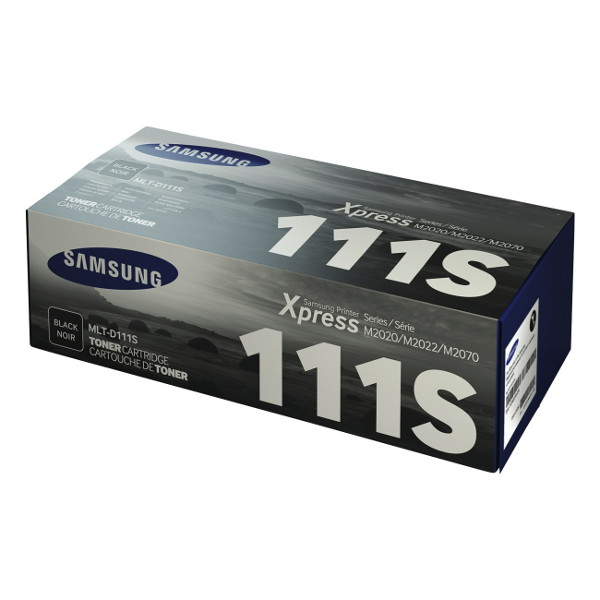 Samsung MLT-D111S Black Toner/Drum for SL-M2020W (1,000 pages)