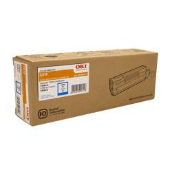 OKI 44315311 Toner Cartridge Cyan For C610 (6,000 Pages @ 5% Coverage)
