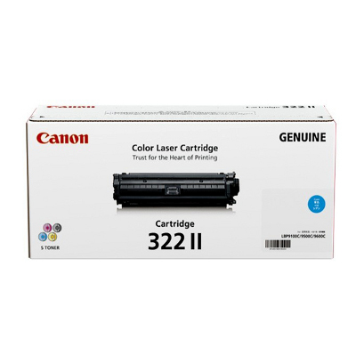 Canon Canon High Capacity Cyan cartridge - 15,000 Page Yield