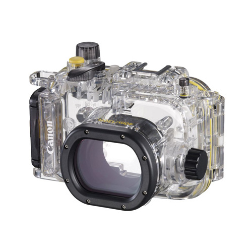 Canon WPDC51 Waterproof Case, Depths to 40m to suit S120BK