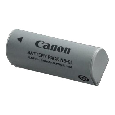 Canon NB9L Lithium Ion Battery to suit IXUS1000HS