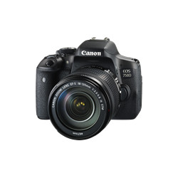Canon 750DSK EOS Super Lens Kit