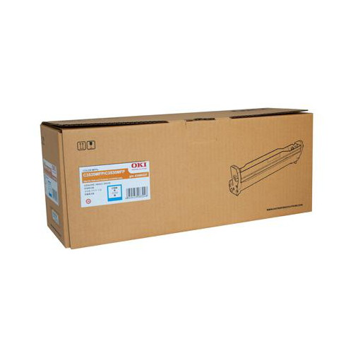 OKI Cyan Drum Unit to suit OKIC3530MFP (15000 Pages)