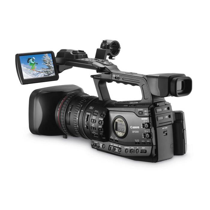 Canon XF300 Digital Video Camera