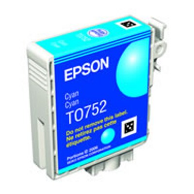 Epson C13T075290 Cyan Ink Cartridge