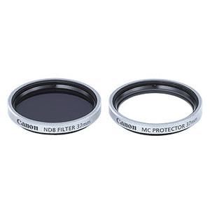 Canon FSH37U Filter Set to suit MVX150i, DC40, DC51 and HV10