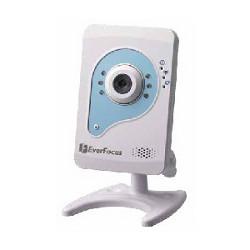 EverFocus EQN2171 Wireless Cube Camera, 1 Megapixel
