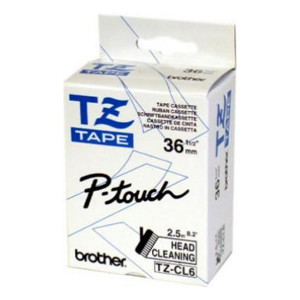 Brother TZ-CL6 Head Cleaning Cassette 36mm Width Up to 100 times usage