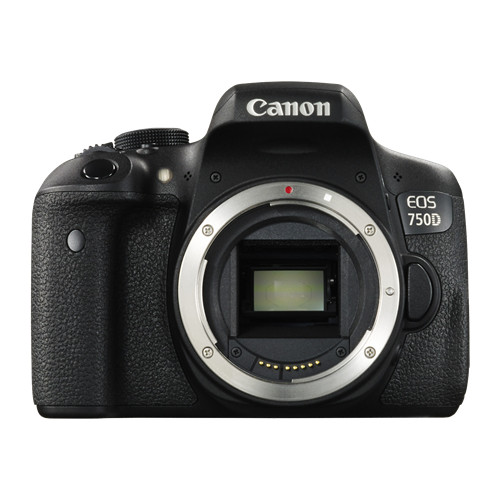 Canon 750DB EOS 750D, Body Only, Digital Camera, Black