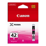 Canon CLI42M Magenta Ink Cartridge to suit PRO100/100S (Yield, 48 pages)