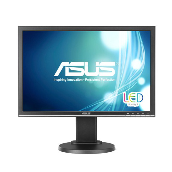 Asus VW22ATL 22.0 Inch LED Wide, 5ms, D-Sub, DVI, Height Adjust, Pivot, Swivel, Speakers, Vesa, 3 Yr