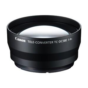 Canon TCDC58E Tele Converter Lens to suit G15