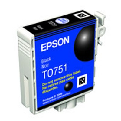 Epson C13T075190 Black Ink Cartridge