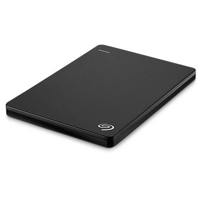 Seagate STDR2000300 2TB 2.5 Inch Backup Plus Slim Portable External HDD