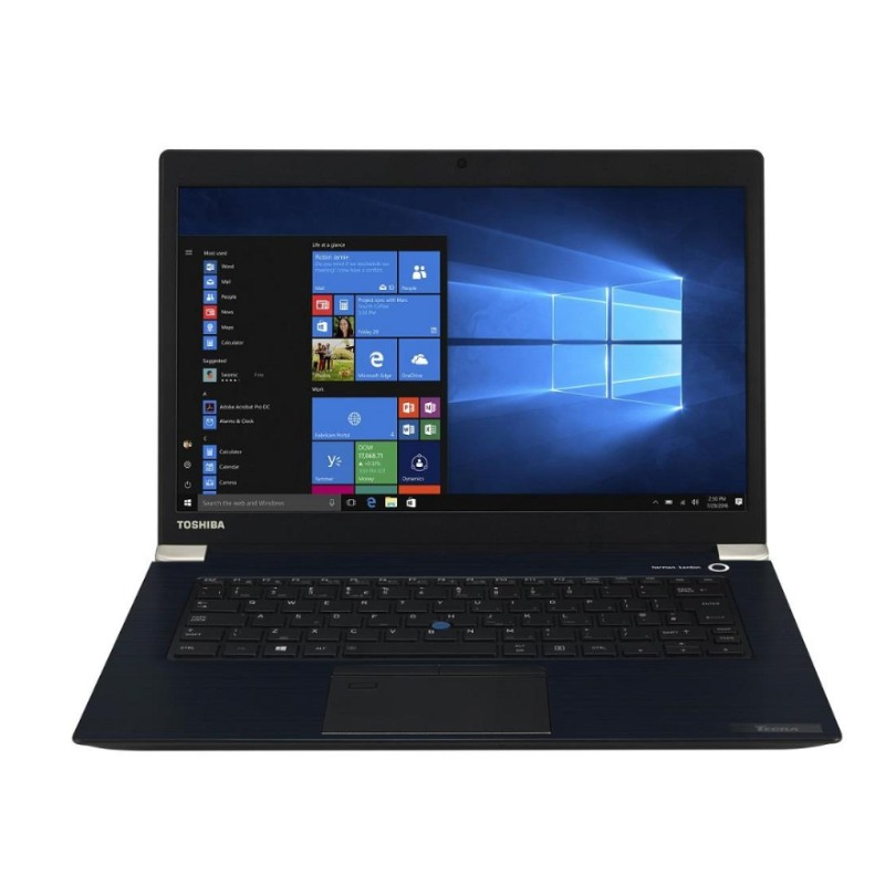 Toshiba X40, Core i7-8550U 1.8/4.0Ghz, 8GB, 256GB SSD, 14 Inch FHD Touch, No Optical, Win 10 Pro 64,3 Yr
