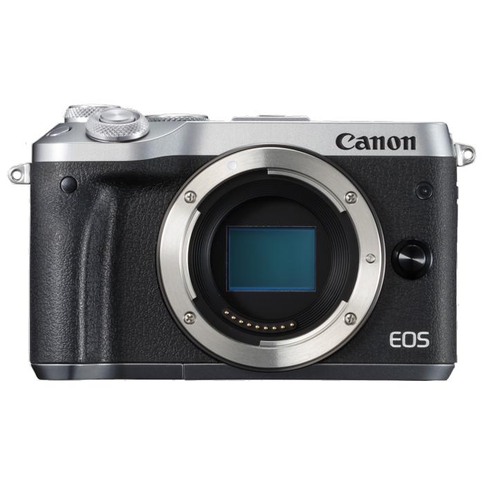 Canon M6BB EOS M6 Body - Silver
