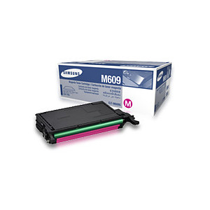Samsung CLT-M609S Magenta Toner for CLP-770ND, CLP-775ND (Average 7,000 pages @ ISO/IEC 19798)