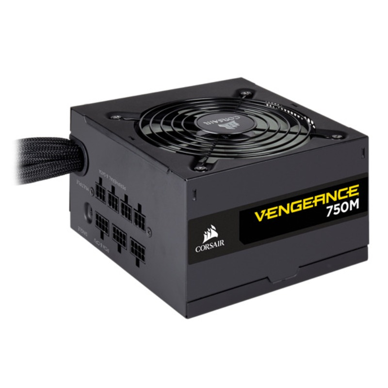 Corsair CP-9020176-AU Vengeance 750W ATX Power Supply, Modular DC Cables