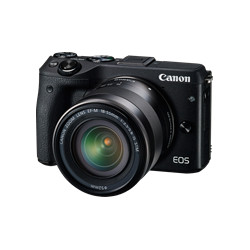 Canon M3KISB EOS M3 Single IS Lens Kit