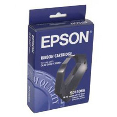 Epson black fabric ribbon cartridge to suit DLQ-3000 DLQ-3000+ DLQ-3500