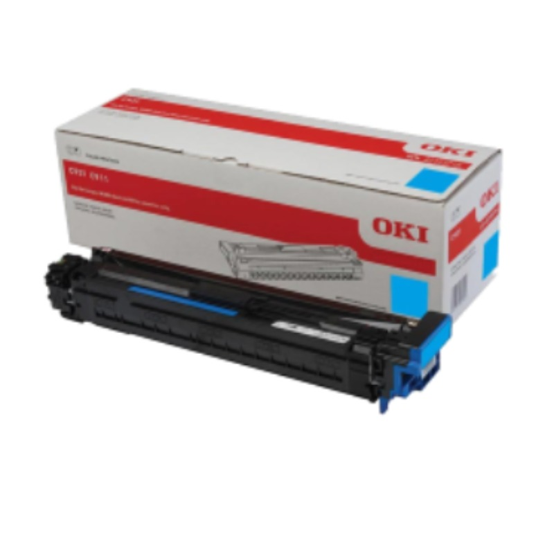 OKI 45103733 Drum Cartridge Cyan for C911, C931, C941 (40,000 pages)