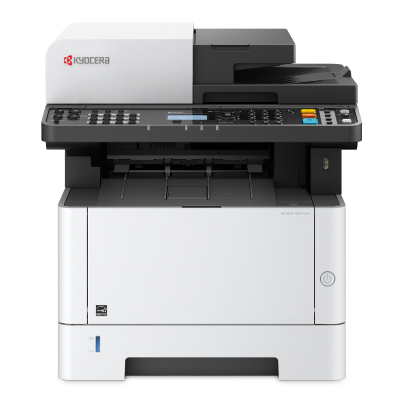 Kyocera M2040DN, Mono Multifunction Printer