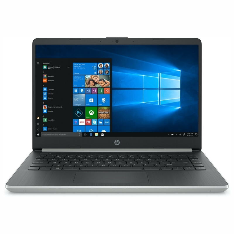 HP 14-dq1025cl, Core i5-1035G4 1.1/3.7Ghz, 8GB, 256GB SSD, 14 Inch FHD IPS, Win 10 Home 64