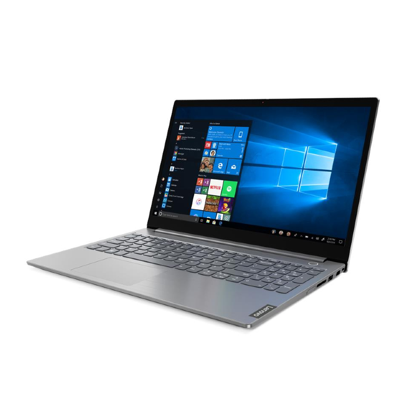Lenovo Thinkbook 15, Core i7-10510U 1.8/4.9Ghz, 16GB, 512GB SSD, 15.6 Inch FHD IPS, Win 10 Pro 64