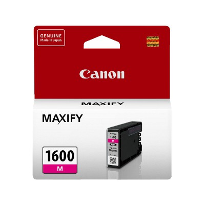 Canon PGI1600M Magenta Ink Tank (Yield, up to 300 pages)