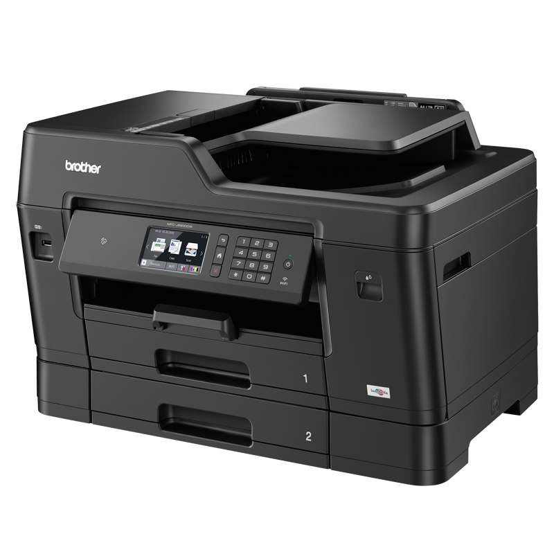 Brother MFC-J6930DW A3 Wireless Multifunction - Print, Scan, Copy and Fax with Dupex