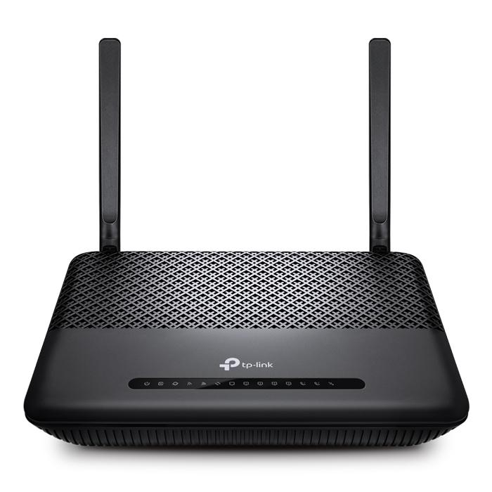TP-Link Archer VR500V AC1200 Wireless Dual Band Gigabit VoIP VDSL/ADSL Modem Router