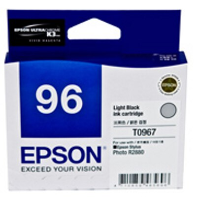 Epson C13T096790 Light Black Ink Cartridge