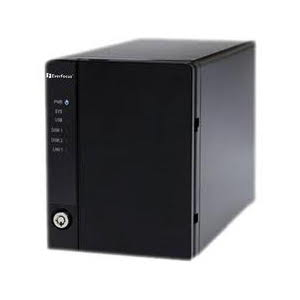 EverFocus NVR202 NVR Mini2, NAS Based NVR Standalone 2ch, 2Bay HDD