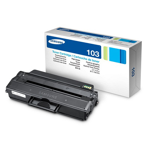 Samsung MLT-D103S Black Toner/Drum (1,500 Yield)